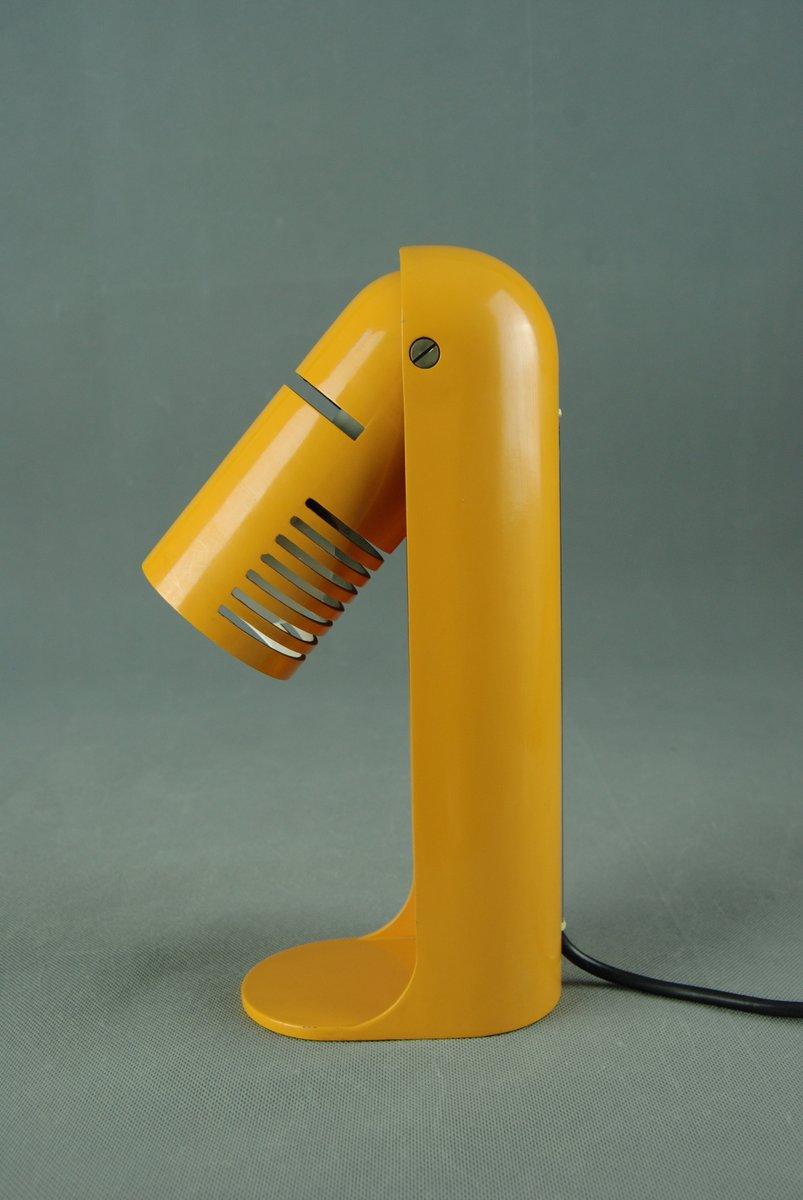 Flip Top Schreibtischlampe von Richard Carruthers für Leuka, 1970er