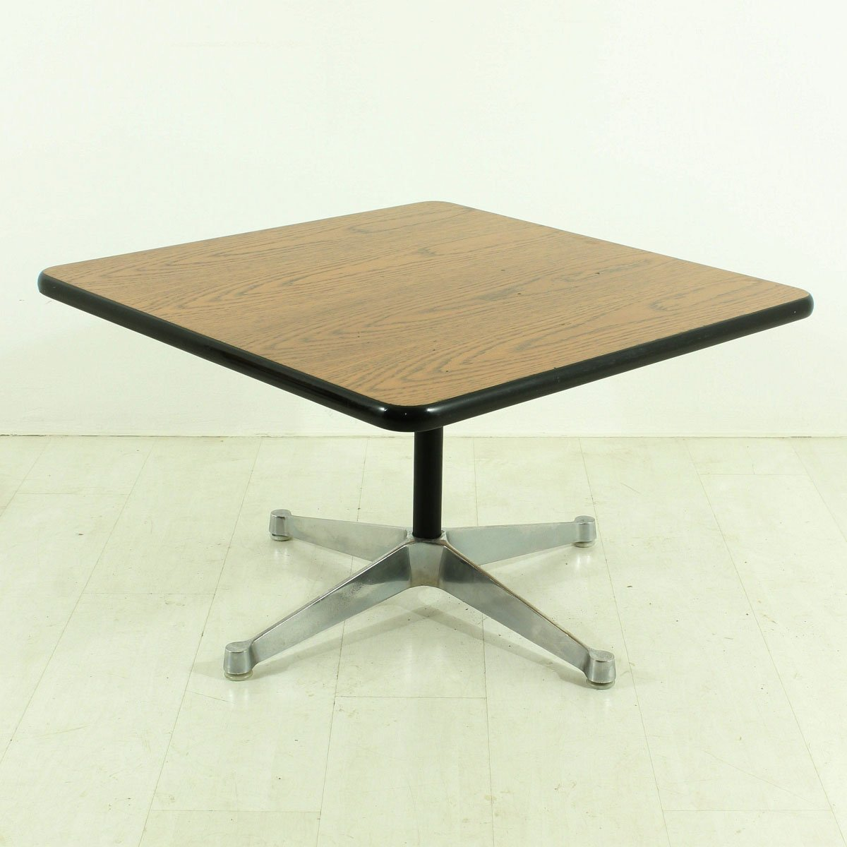 Vintage Four Star Base Coffee Table By Charles & Ray Eames