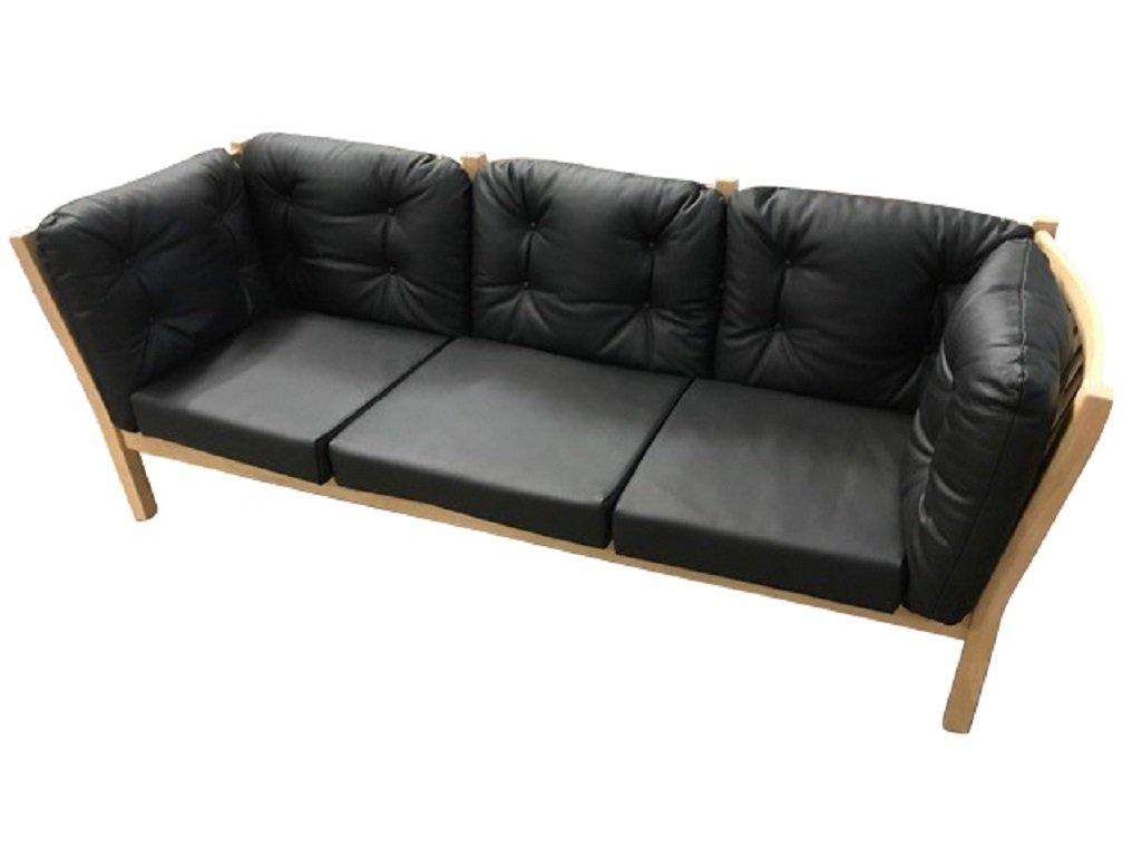 Vintage Modell 303 Drei-Sitzer Sofa von Andreas Hansen für Brodere And...