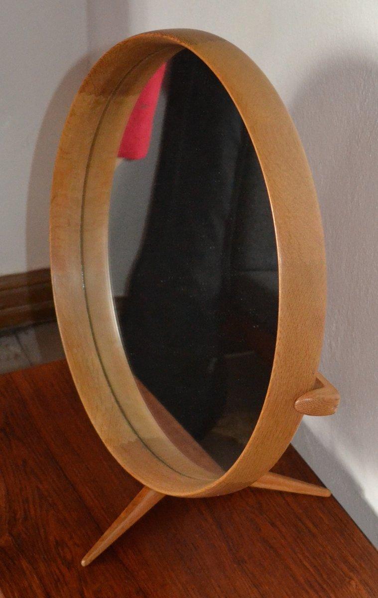 Spiegel mit Holzrahmen von Uno & Osten Kristiansson für Luxus, 1960 ...
