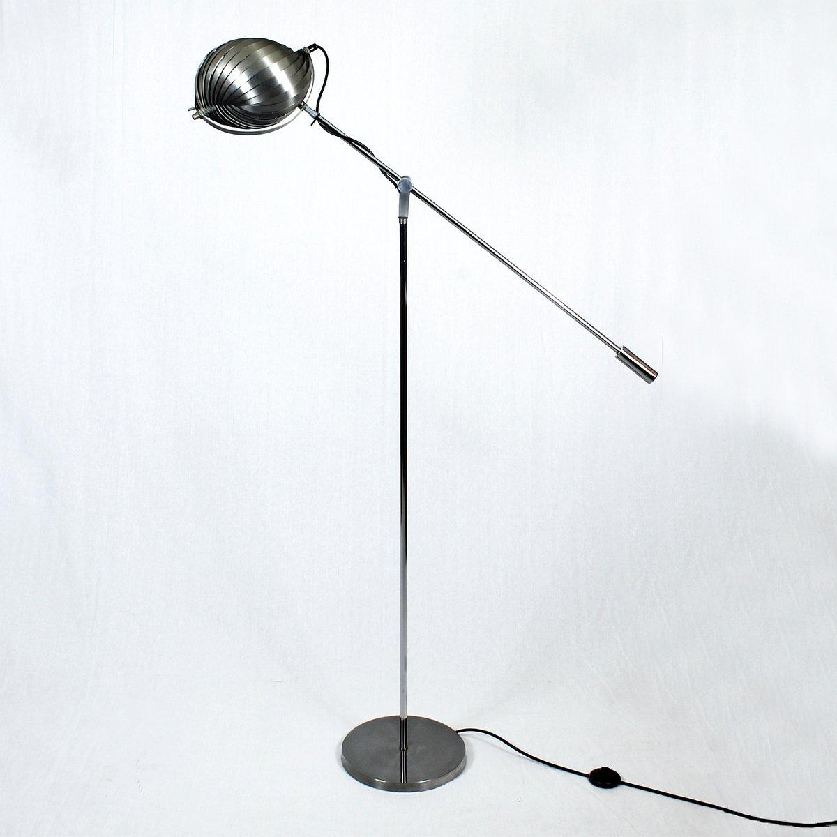 Französische Stehlampe, 1960er