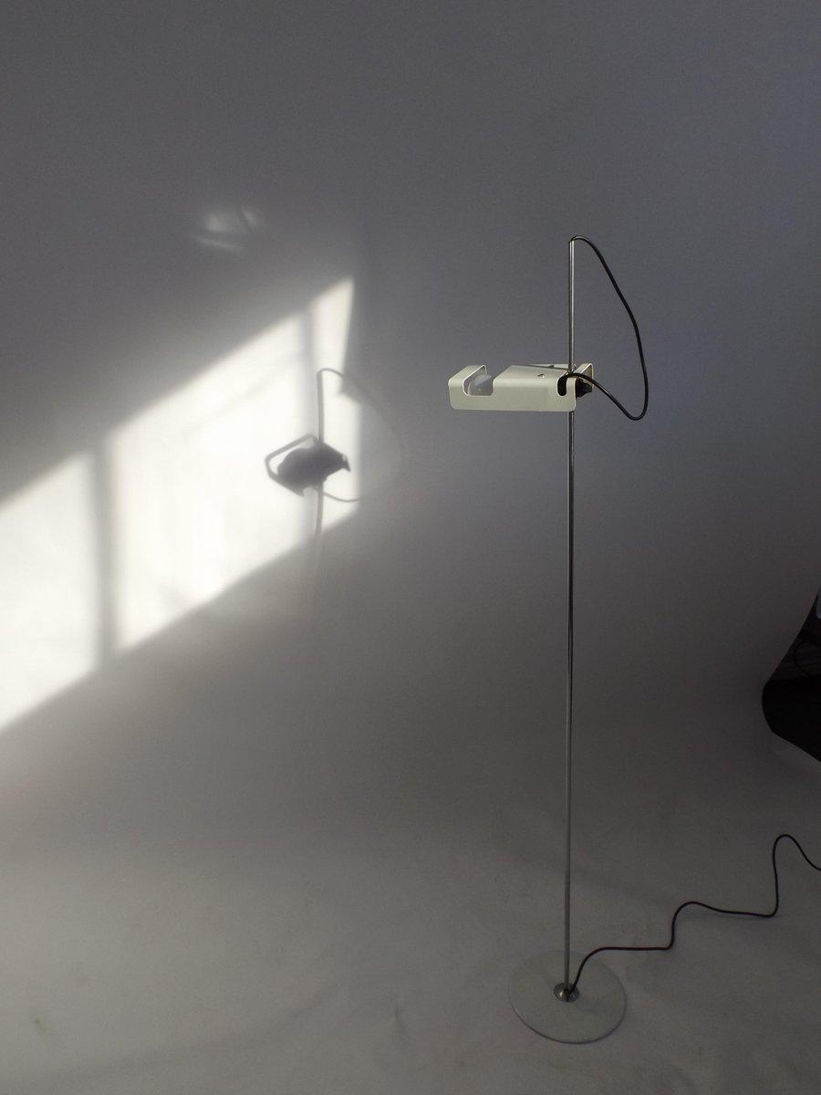 Mid-Century 3319 Spider Stehlampe von Joe Colombo für Oluce