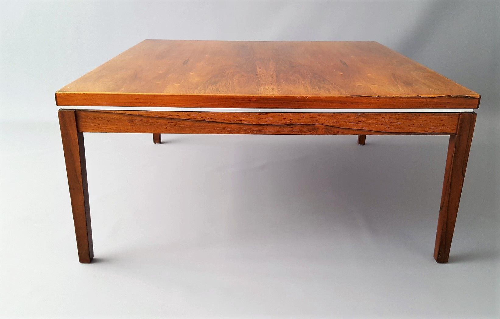 Rosewood Coffee Table By Marten Franckena For Fristho 1960s