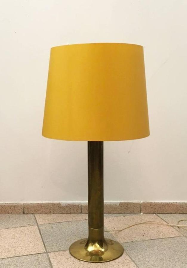 Große Tischlampe von Hans Agne Jakobsson, 1970er