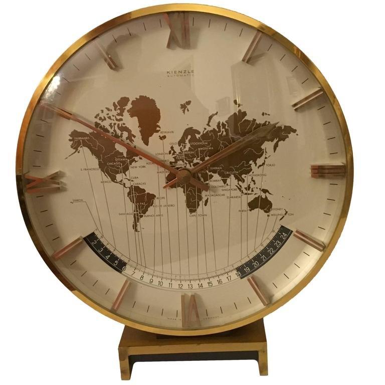 Kienzle clock dating