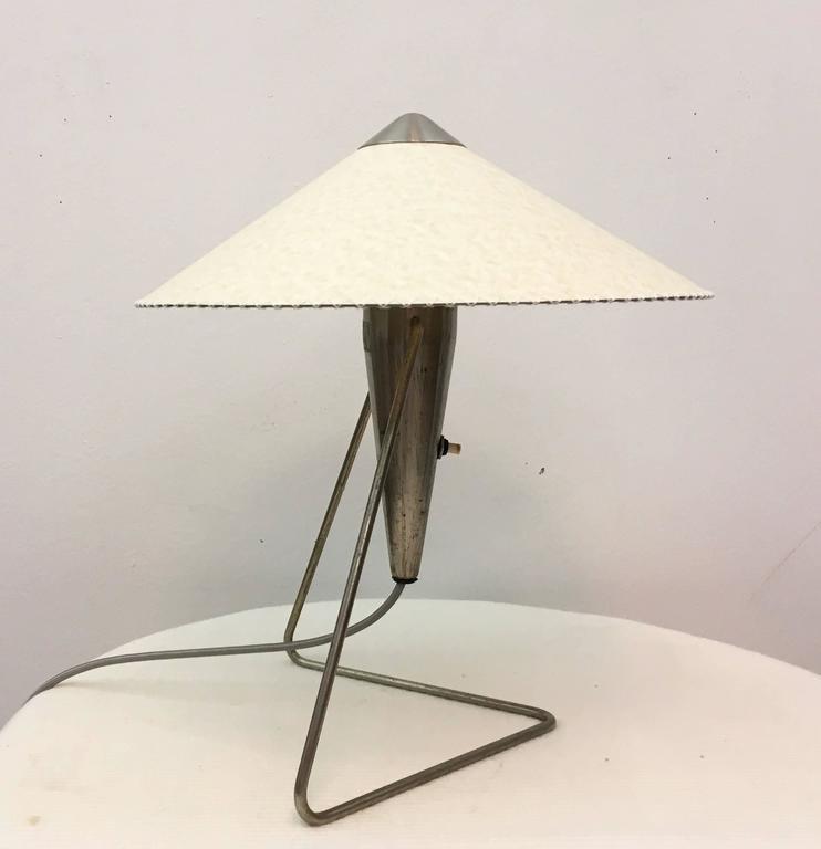 Moderne Tschechische Schreibtischlampe von Helena Frantova für Okolo, ...