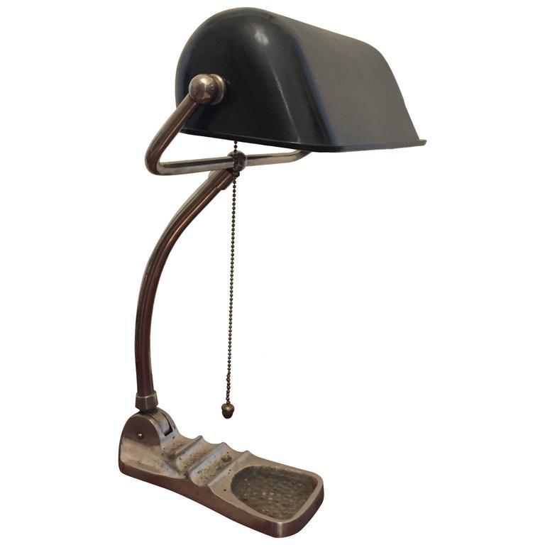 Industrielle Bankier Lampe, 1930er