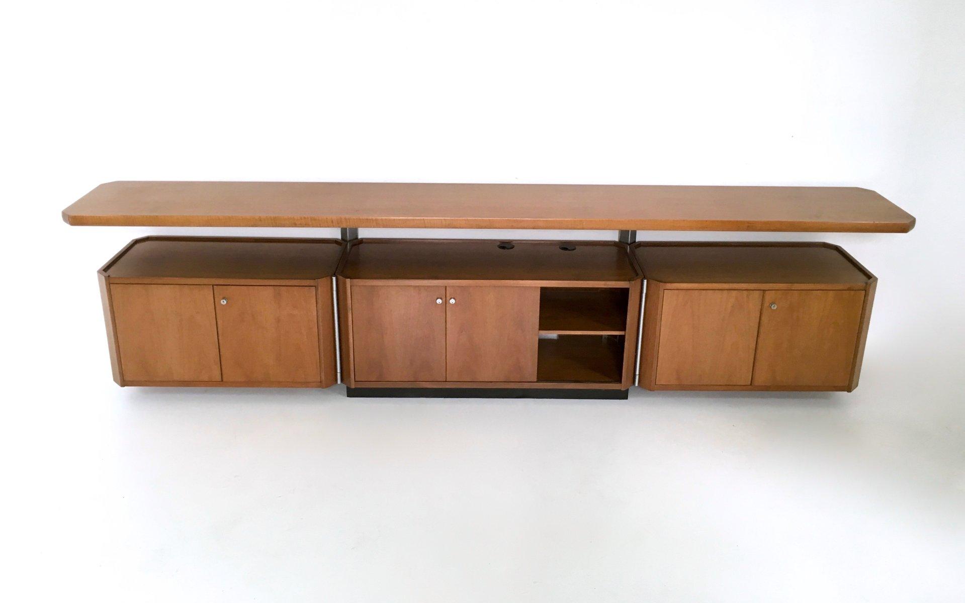 Vintage Sideboard von Osvaldo Borsani für Tecno