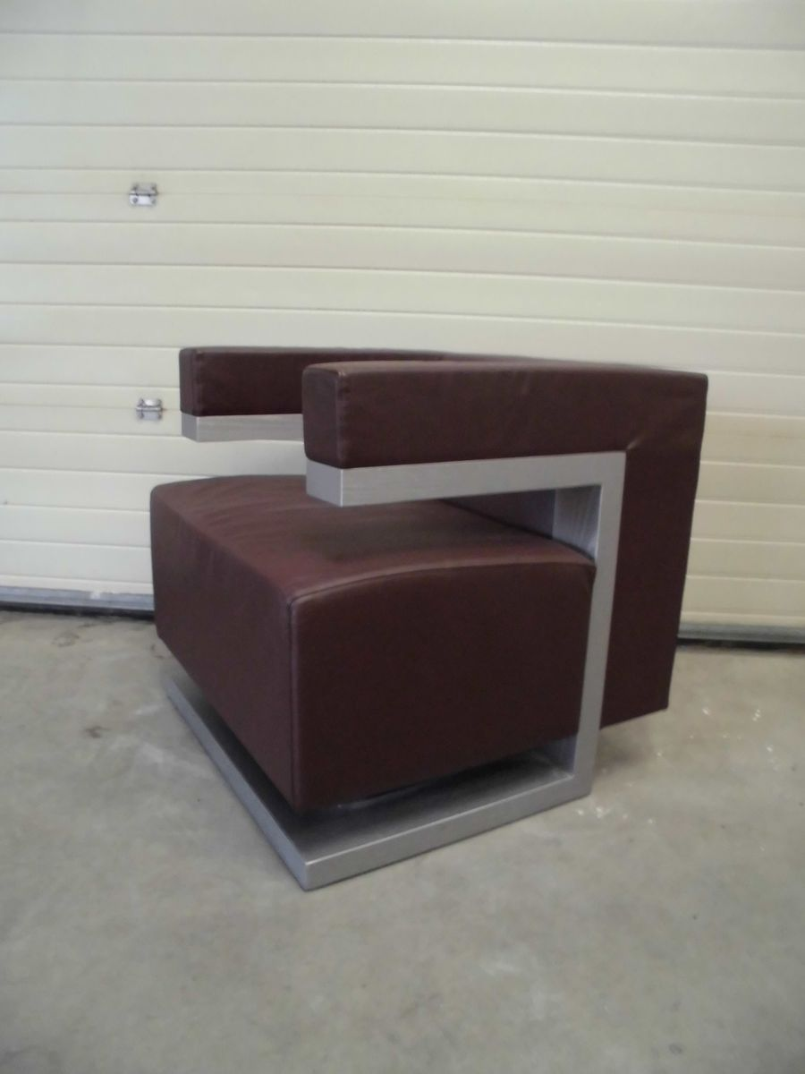 F51 Sessel von Walter Gropius für Tecta, 1980er