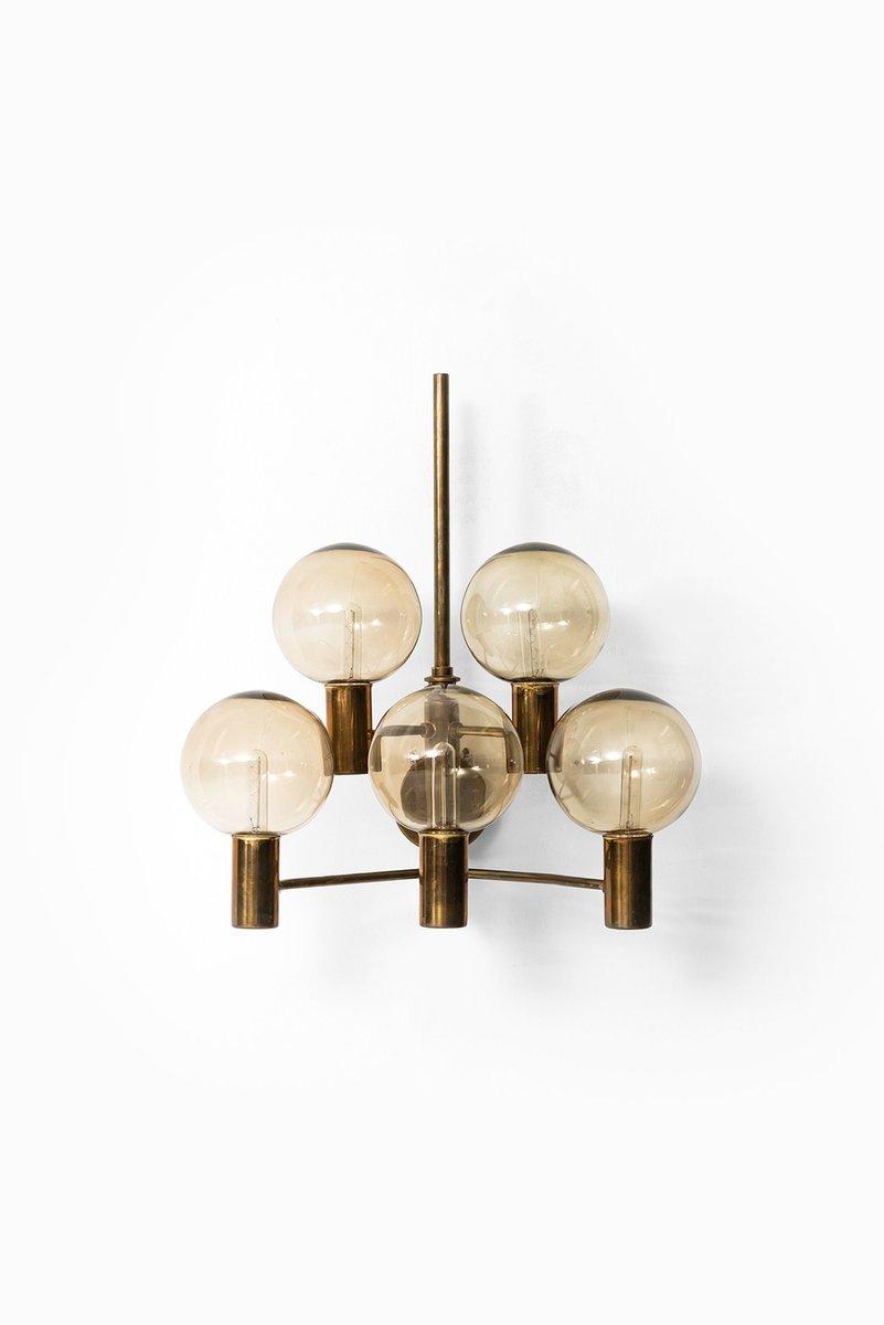 Modell V-287 Wandlampe von Hans-Agne Jakobsson, 1950er