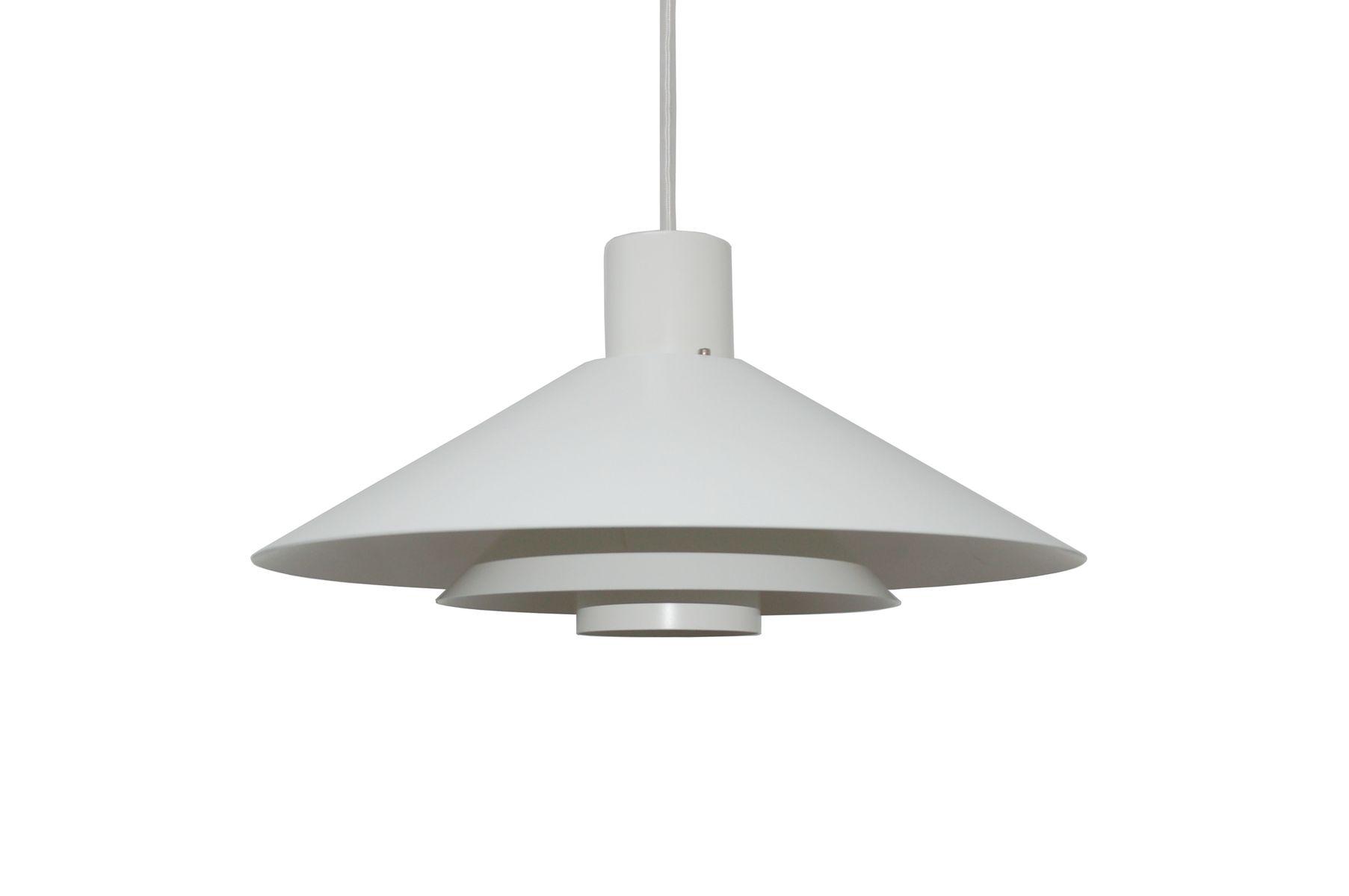 Vintage Trapez Lampe von Christian Hvidt für Nordisk Solar