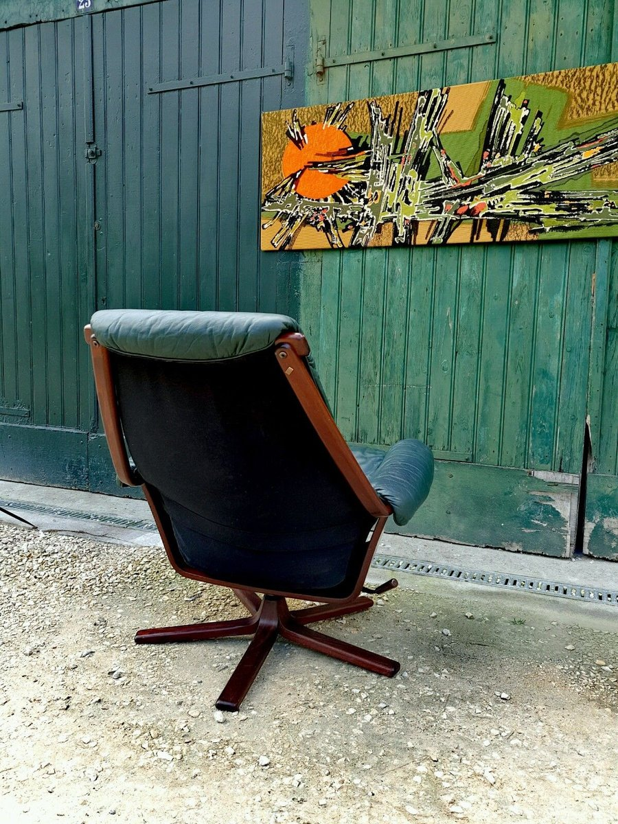 d nischer sessel von gote mobler nassjo 1960er bei pamono kaufen. Black Bedroom Furniture Sets. Home Design Ideas