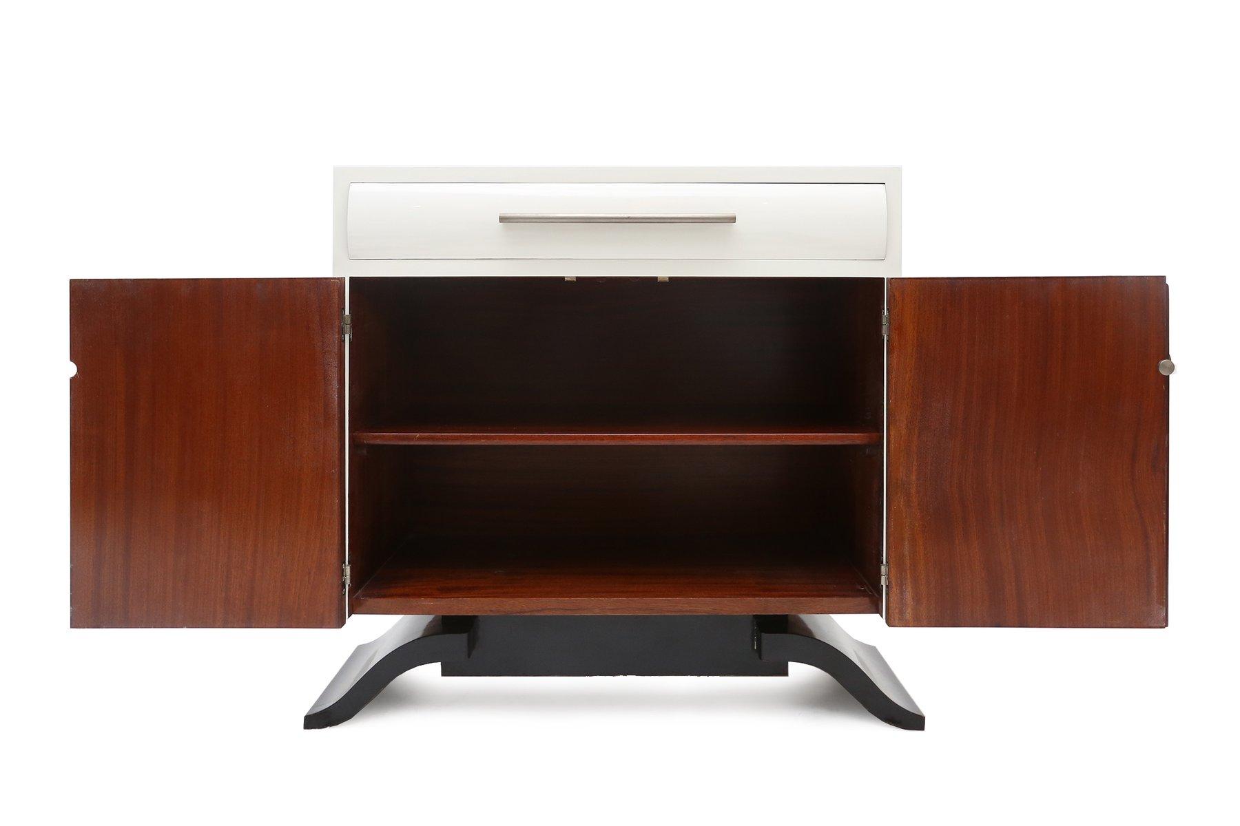 meuble de rangement art d co par charles van beerleire belgique en vente sur pamono. Black Bedroom Furniture Sets. Home Design Ideas