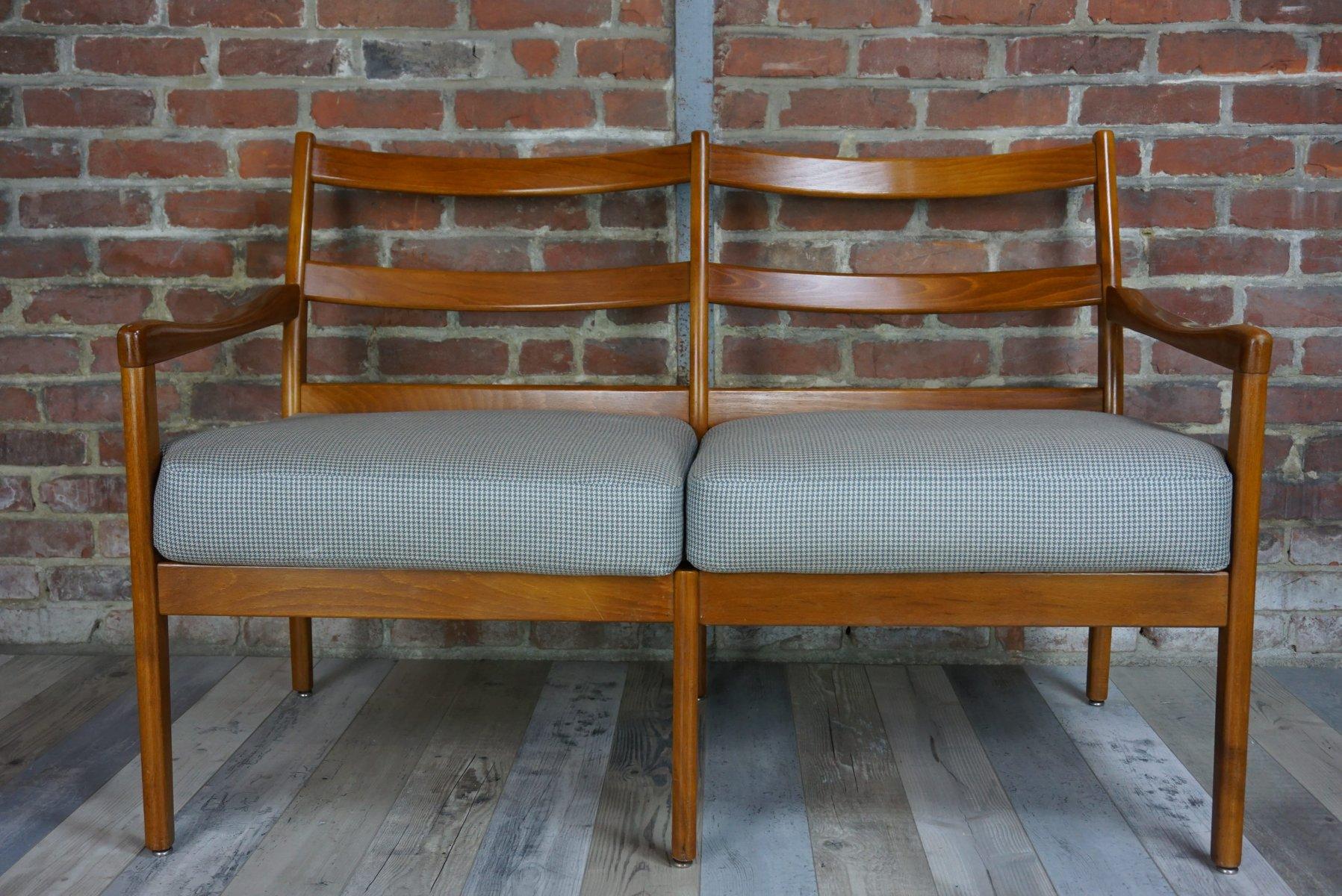 vintage zwei sitzer sofa von casala m bel bei pamono kaufen. Black Bedroom Furniture Sets. Home Design Ideas