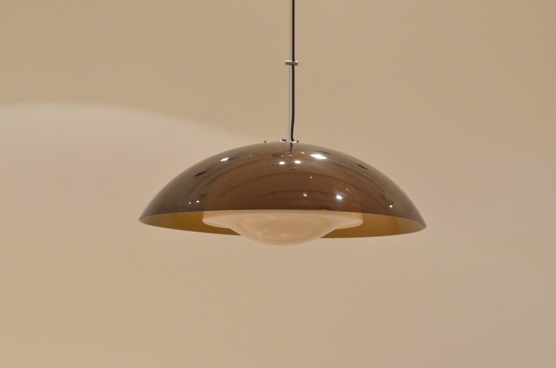Lampade A Sospensione Vintage : Lampada a sospensione vintage in plexiglas di harvey guzzini per