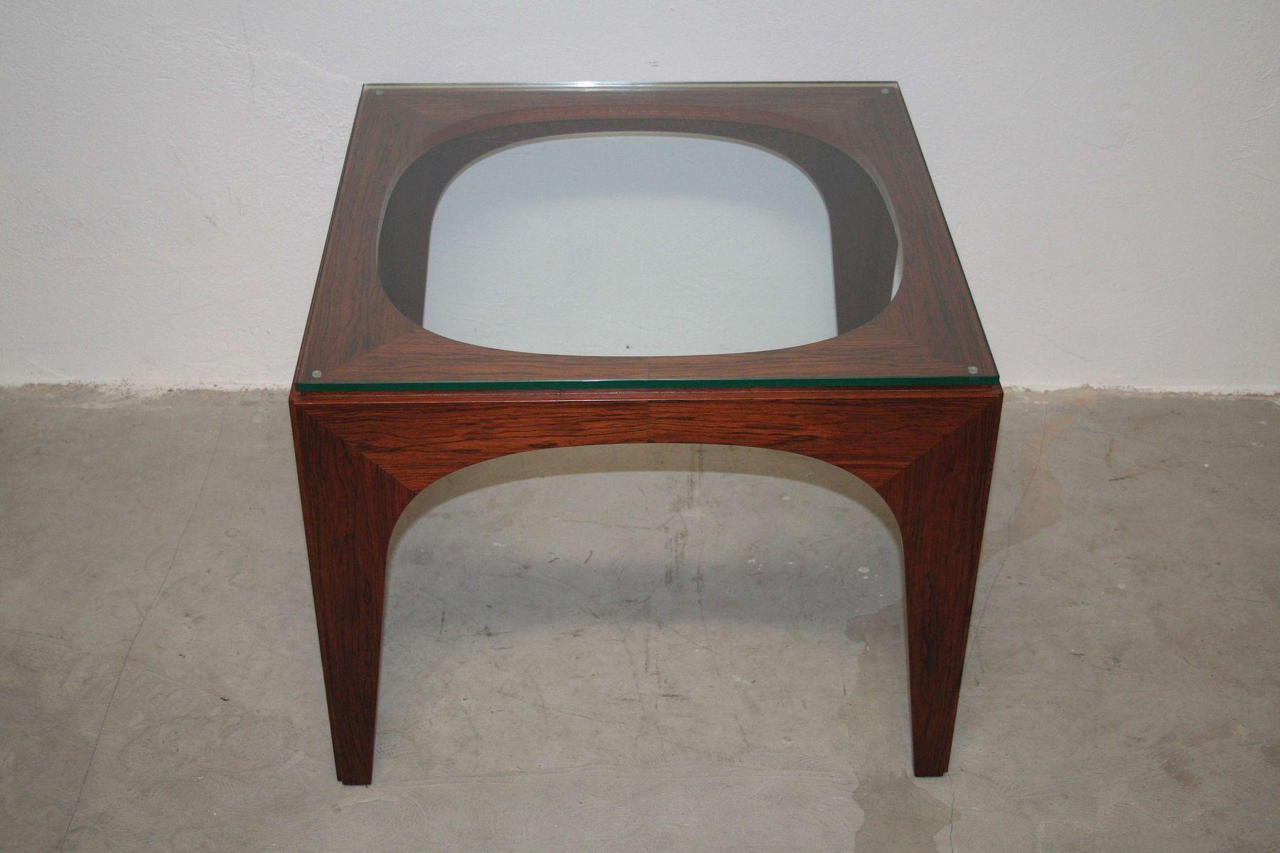 Deutscher Couchtisch von Hohnert Design, 1960er