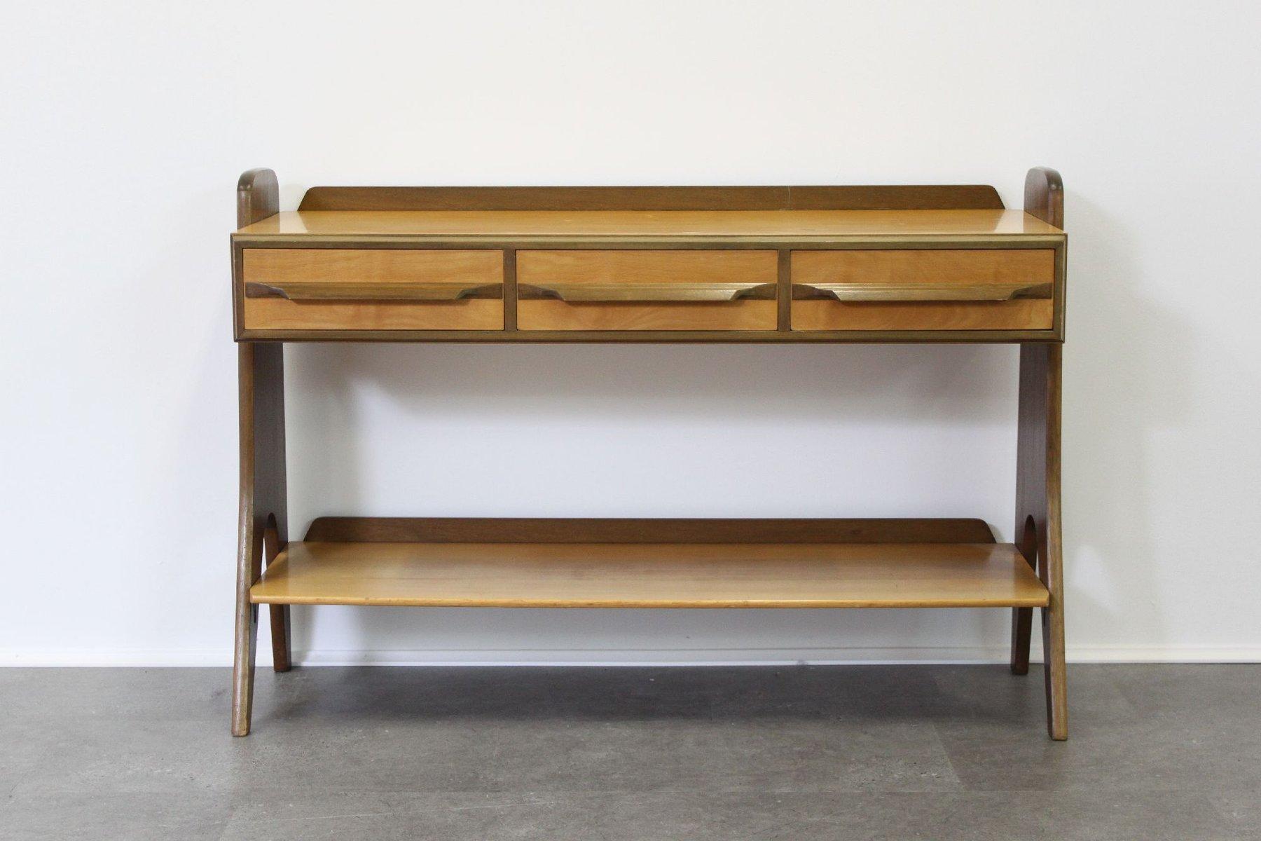 Sideboard von Karl Nothhelfer für Pollmann Möbel