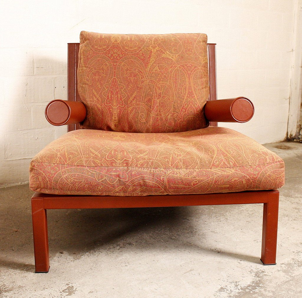 vintage baisity sessel von antonio citterio f r b b italia 2er set bei pamono kaufen. Black Bedroom Furniture Sets. Home Design Ideas