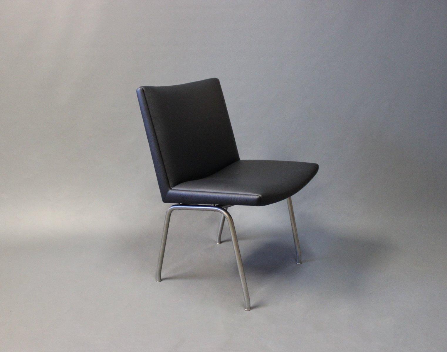 ap 38 flughafen stuhl von hans j wegner f r a p stolen 1960er bei pamono kaufen. Black Bedroom Furniture Sets. Home Design Ideas