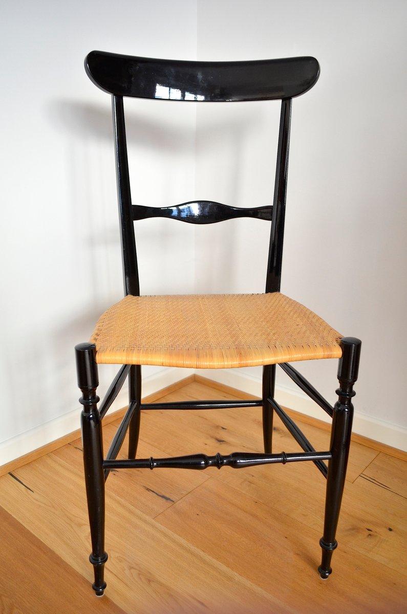 Sedie Di Chiavari.Italian Chair By Chiavari For Gessef Consortio Sedie Friuli 1960s
