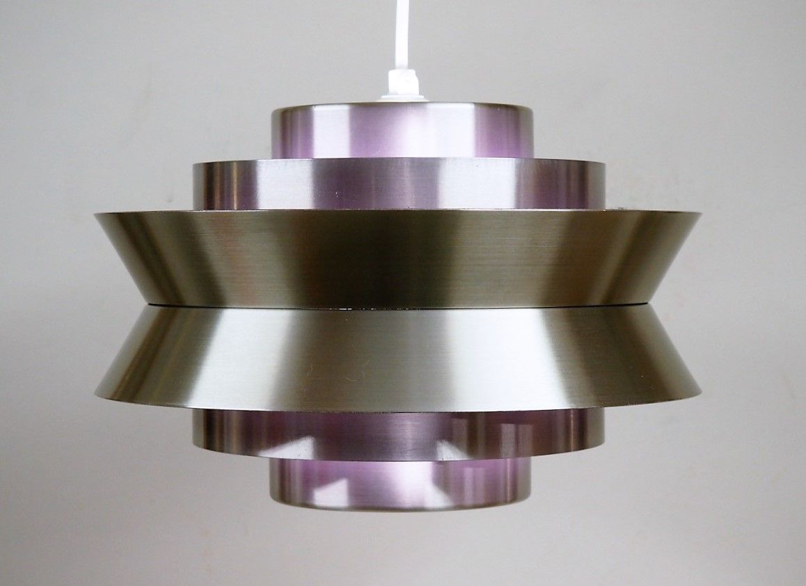 Trava Aluminum Pendant By Carl Thore For Granhaga Metal