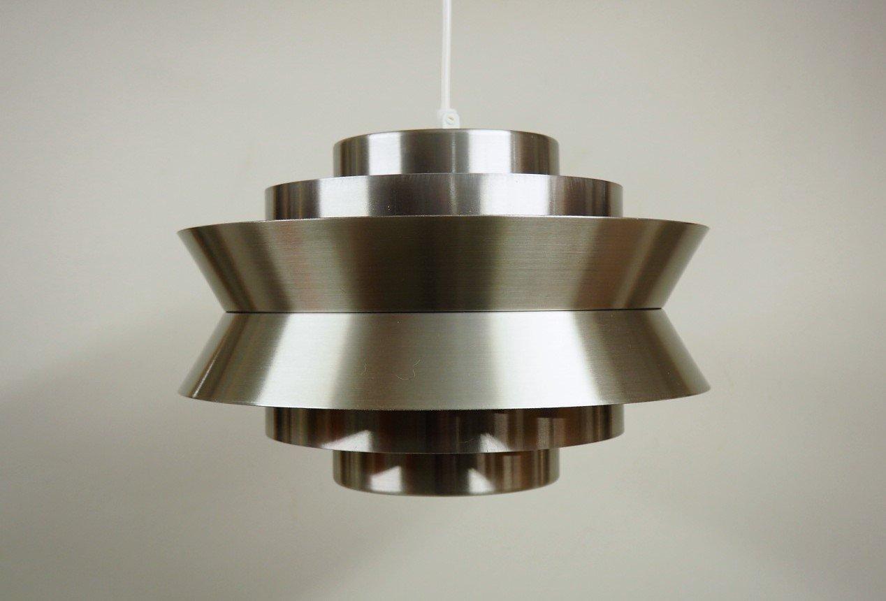 Trava Aluminium Hängelampe von Carl Thore für Granhaga Metal Industri,...