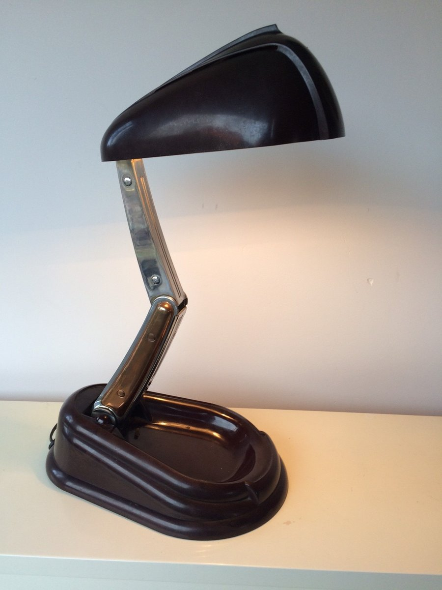 Vintage Tischlampe von Jumo