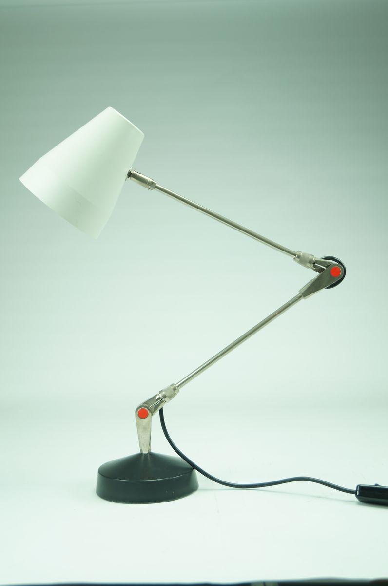 Lampada da tavolo vintage funzionalista in vendita su pamono - Lampada da tavolo vintage ebay ...