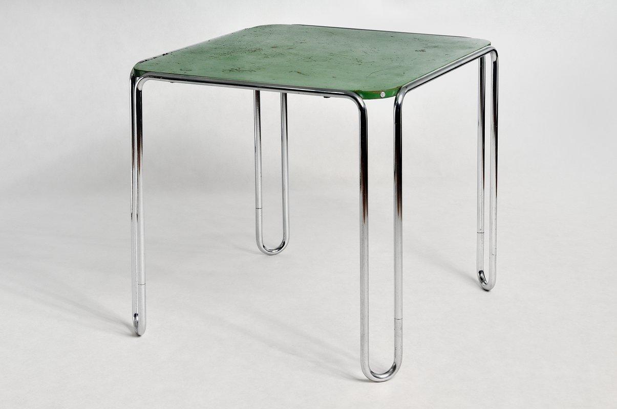 B10 Tisch Von Marcel Breuer 1930er Bei Pamono Kaufen