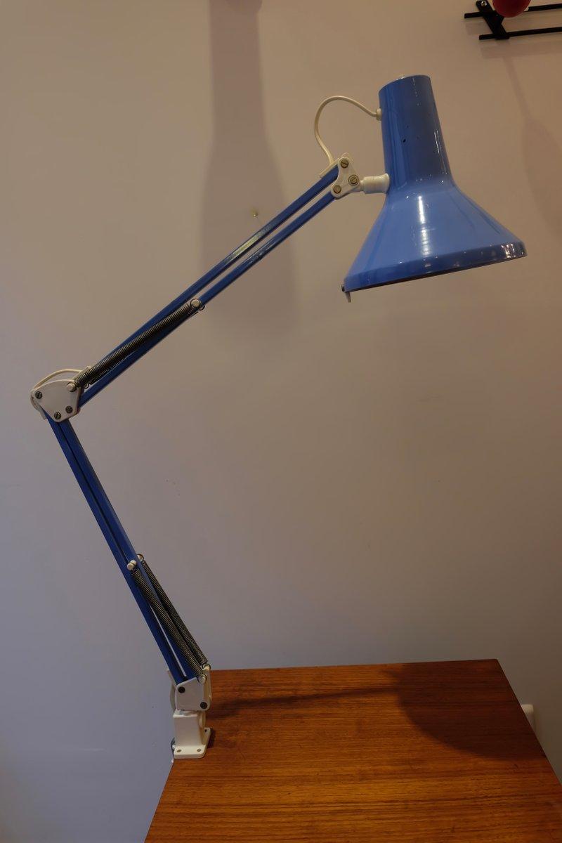 Architekten Lampe von HCF, 1970er