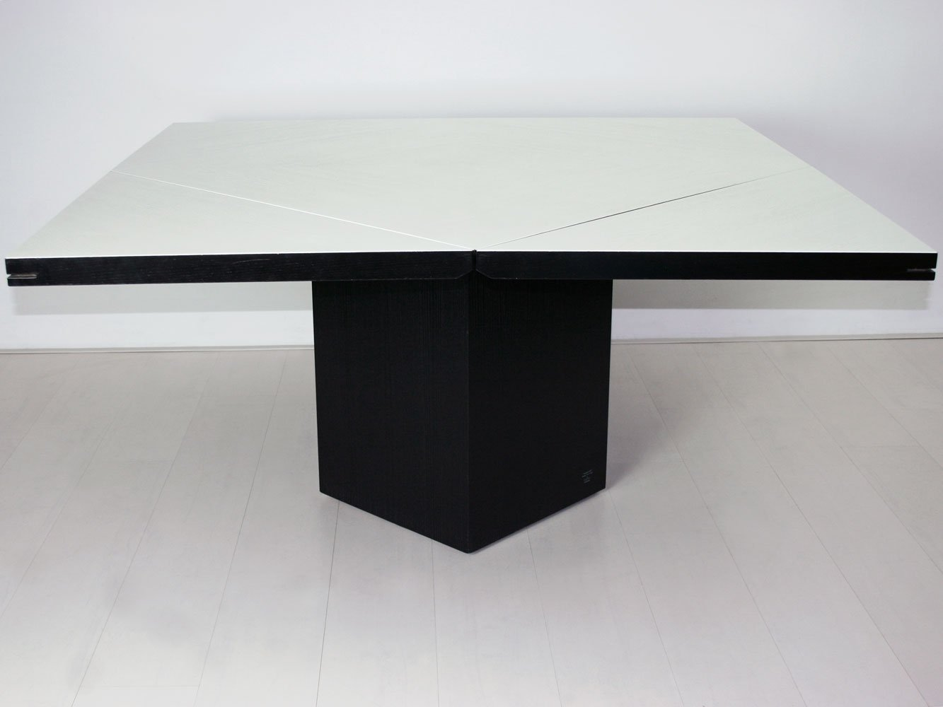 Entzuckend German Quadrondo Dining Table By Erwin Nagel For Rosenthal Einrichtung,  1980s