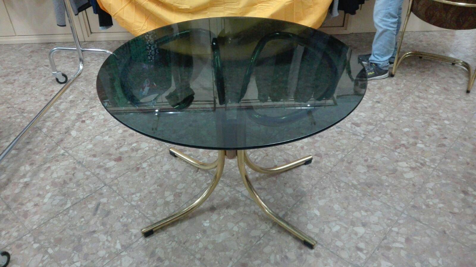 tisch und st hle von gastone rinaldi f r rima 1970er bei. Black Bedroom Furniture Sets. Home Design Ideas