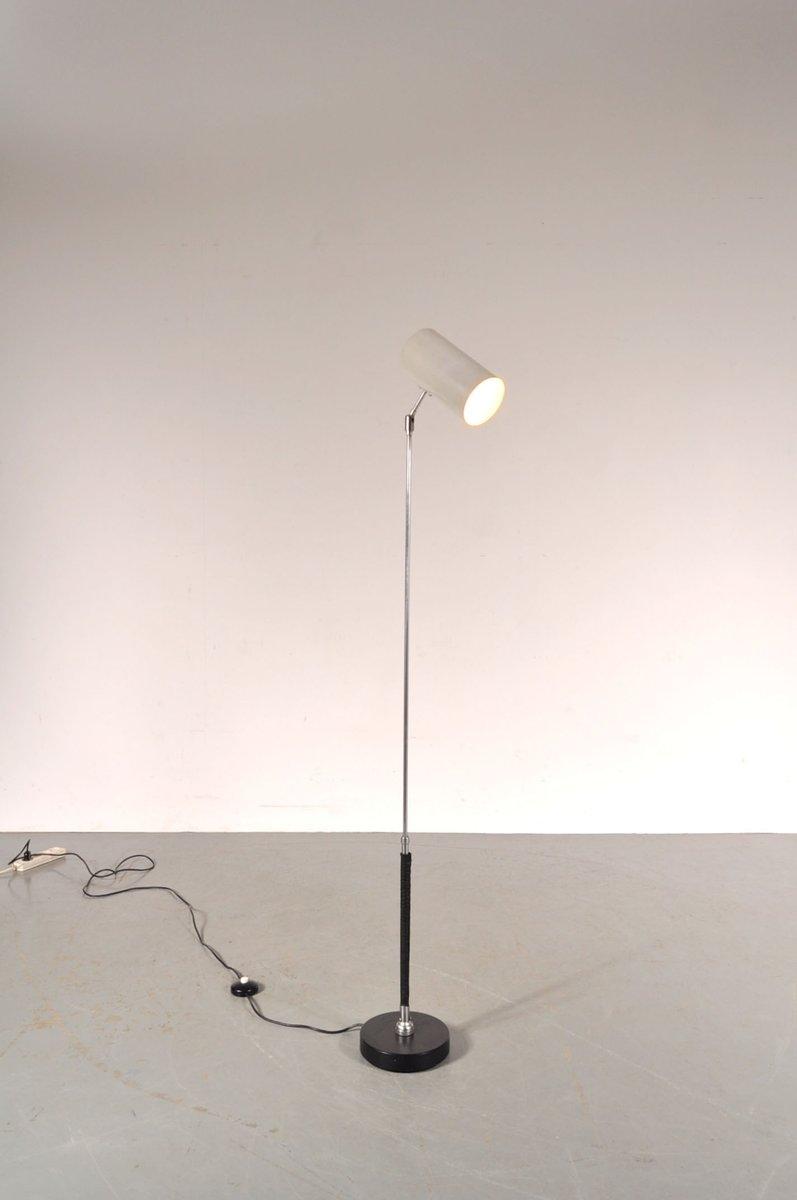 Stehlampe von Floris Fiedeldij, 1950er