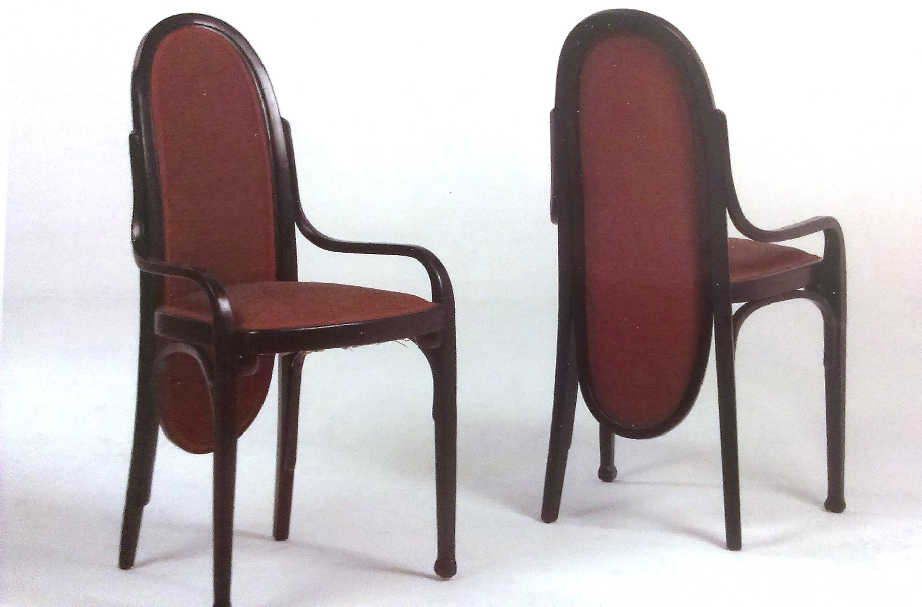 Antique Living Room Set from Thonet / Mundus for sale at Pamono