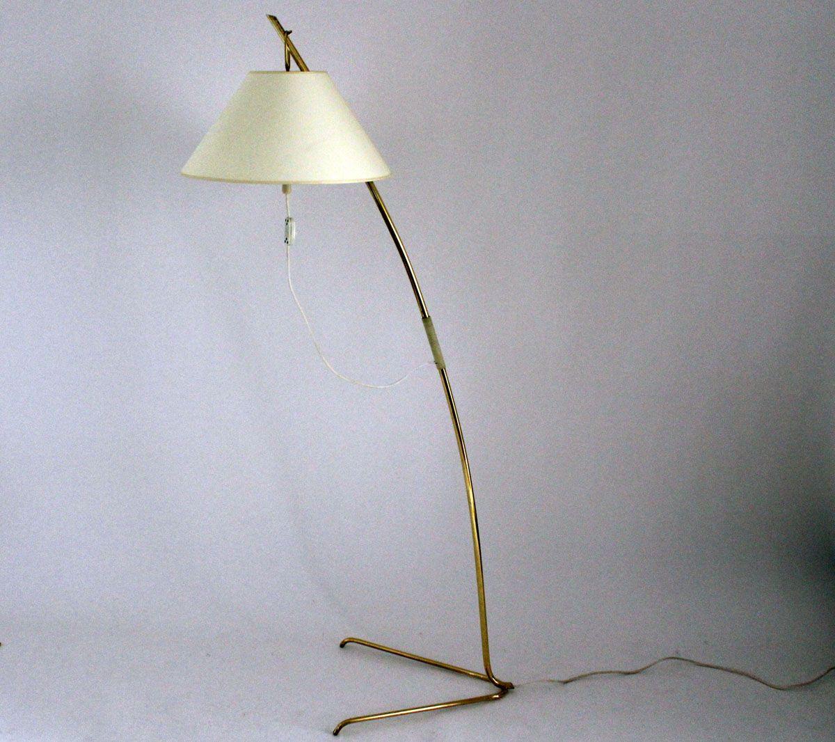 Cavador Stehlampe von Kalmar, 1955