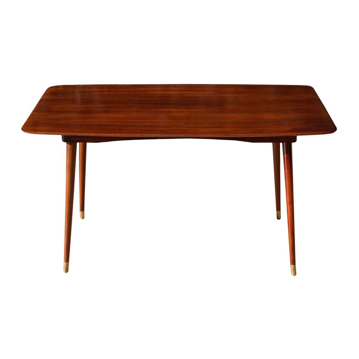 kleiner deutscher couchtisch 1960er bei pamono kaufen. Black Bedroom Furniture Sets. Home Design Ideas