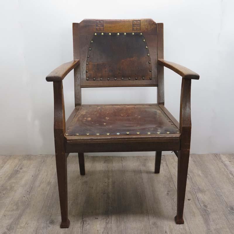 fauteuil antique art nouveau en bois avec ornements en vente sur pamono. Black Bedroom Furniture Sets. Home Design Ideas