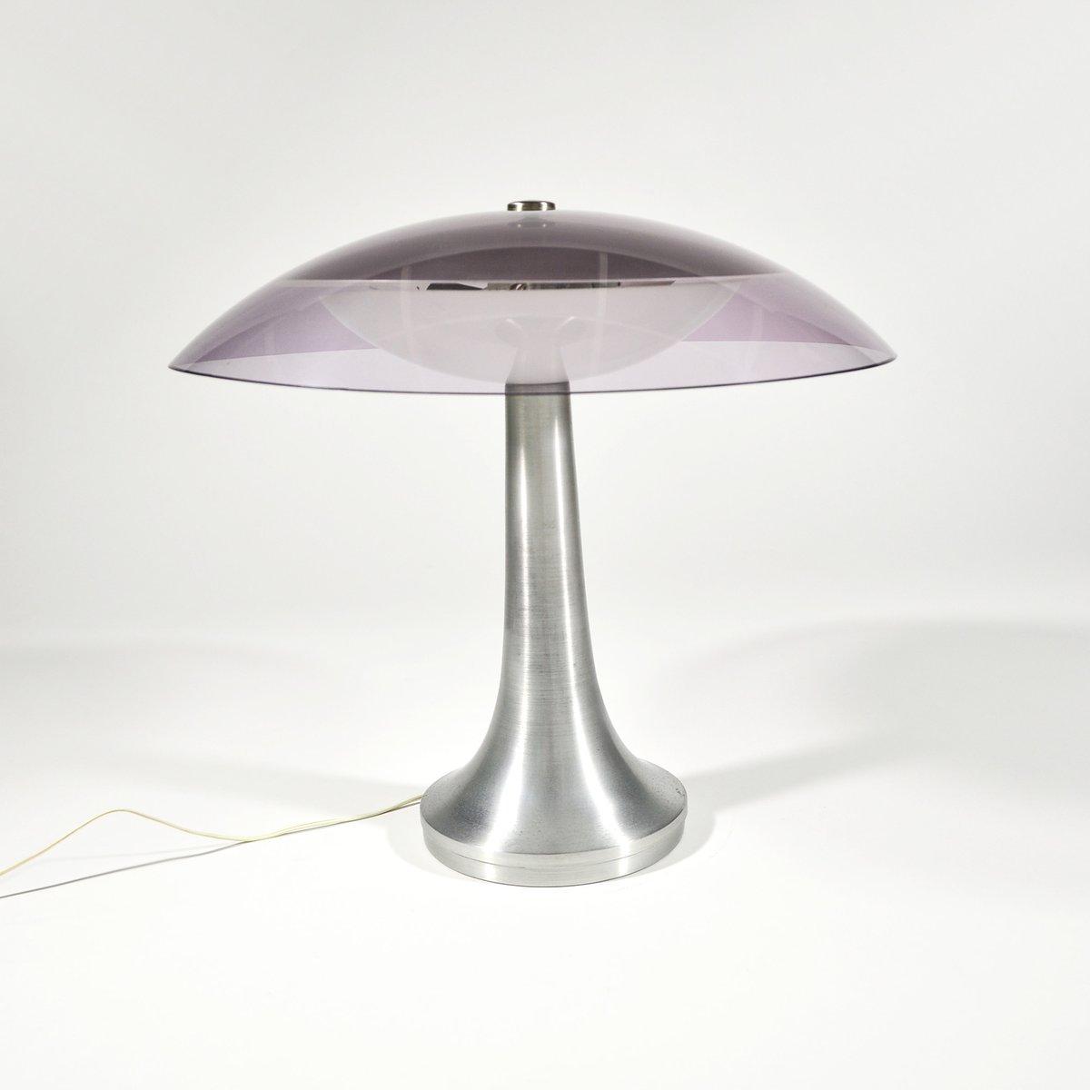 Vintage Tischlampe von Stilux Milano, 1960er