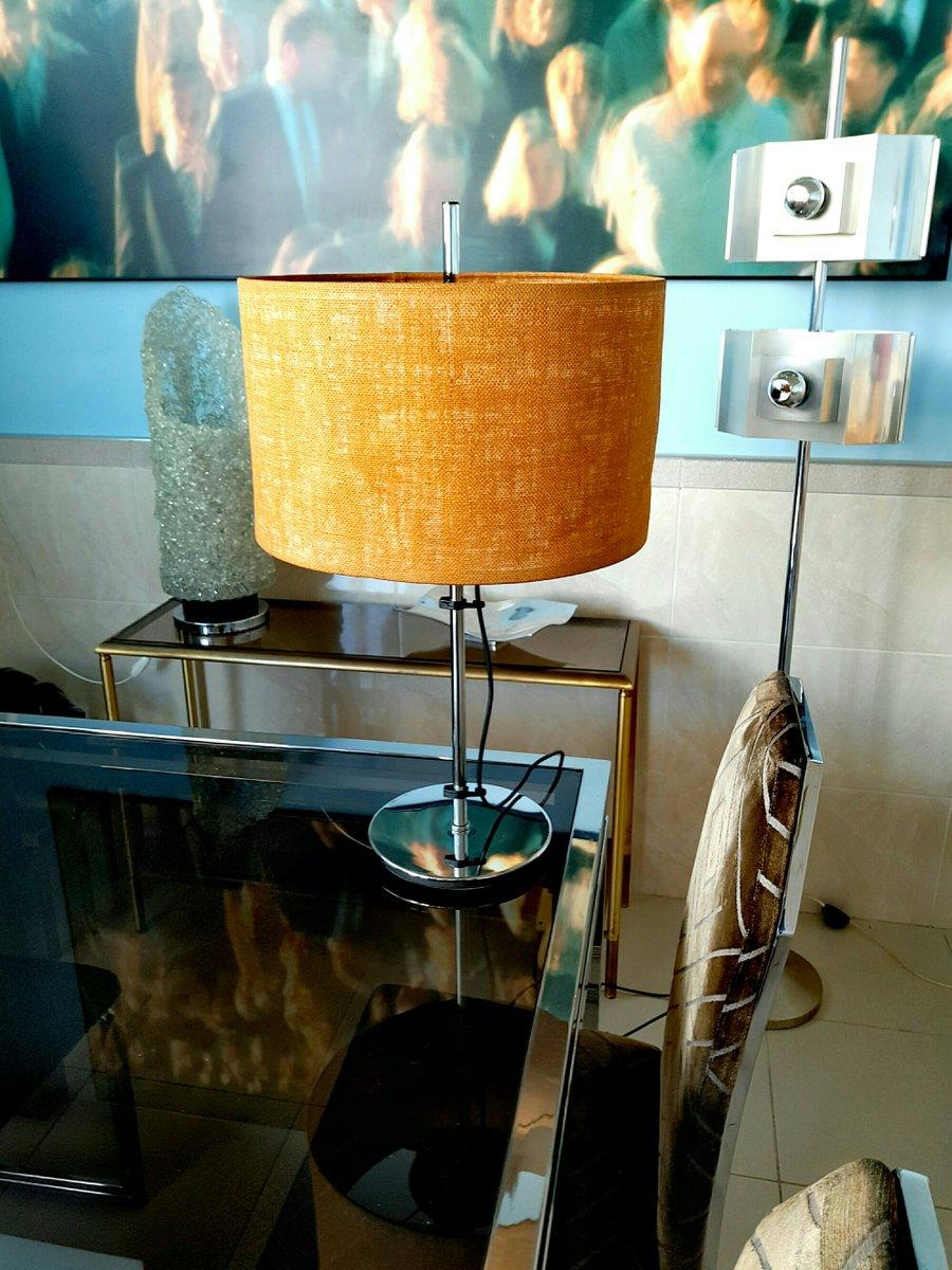 verstellbare tischlampe von staff leuchten 1960er bei pamono kaufen. Black Bedroom Furniture Sets. Home Design Ideas