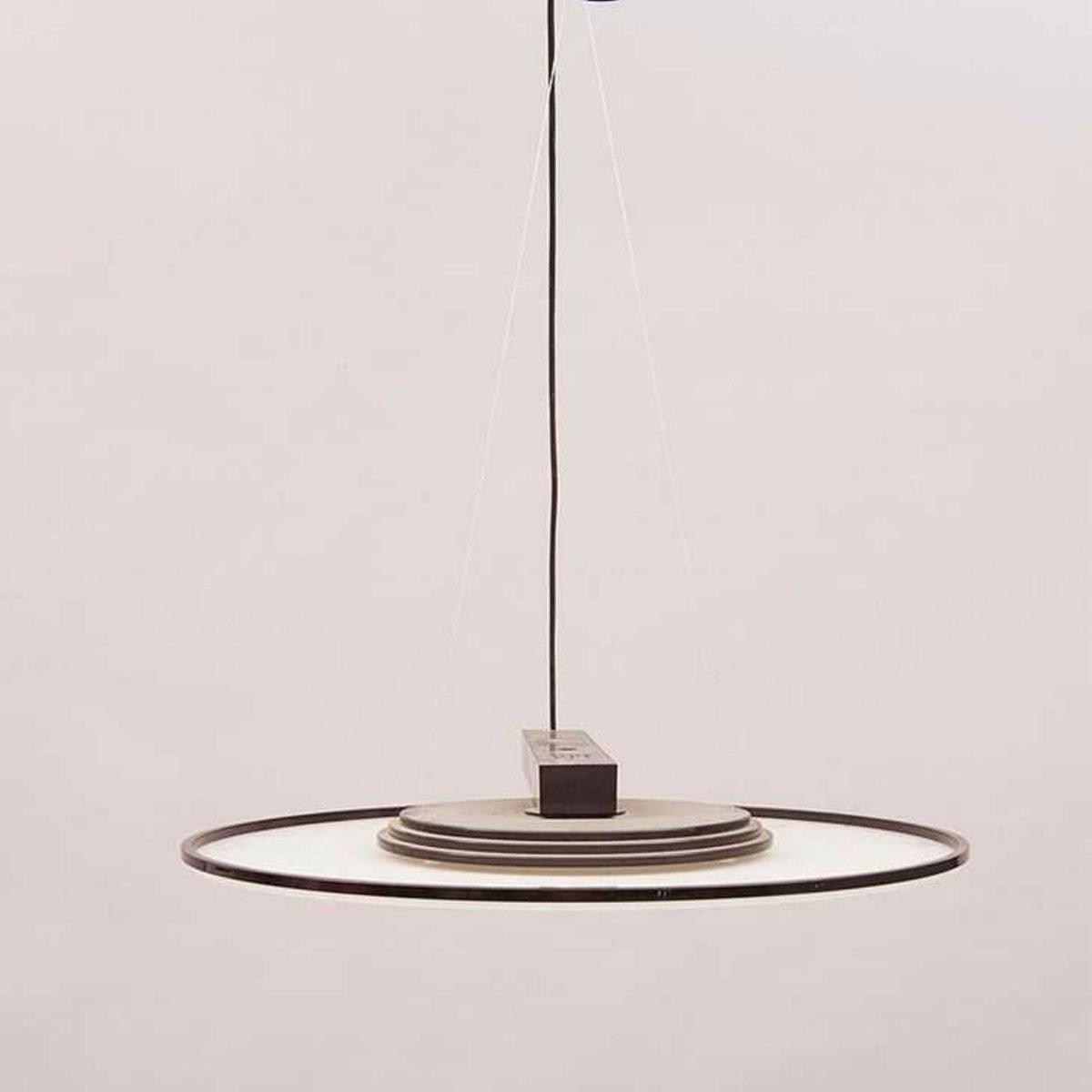 Vintage Diskos Deckenlampe von Giovanni Offredi für Sirrah