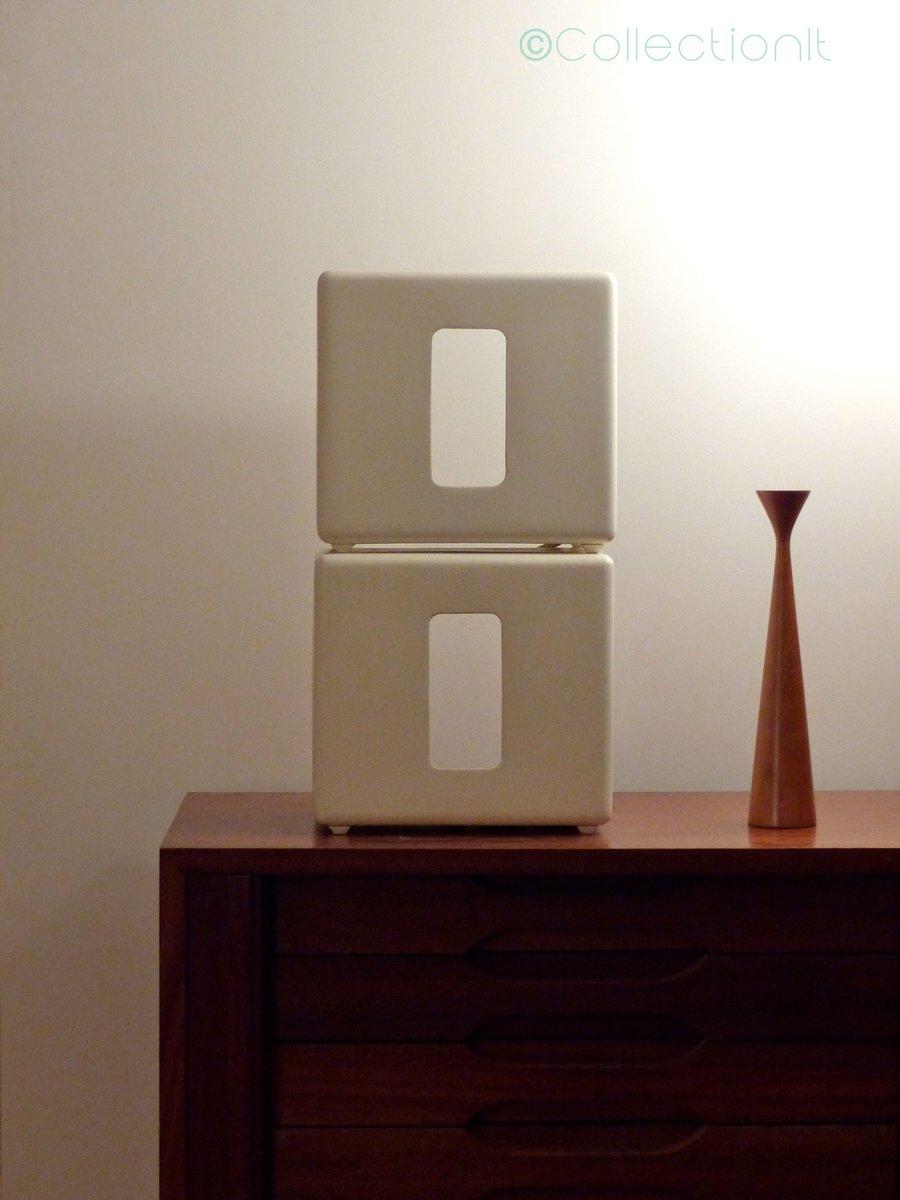 Vintage Progetto Oggetto Kollektion Tischlampen von Marre Moerel für C...