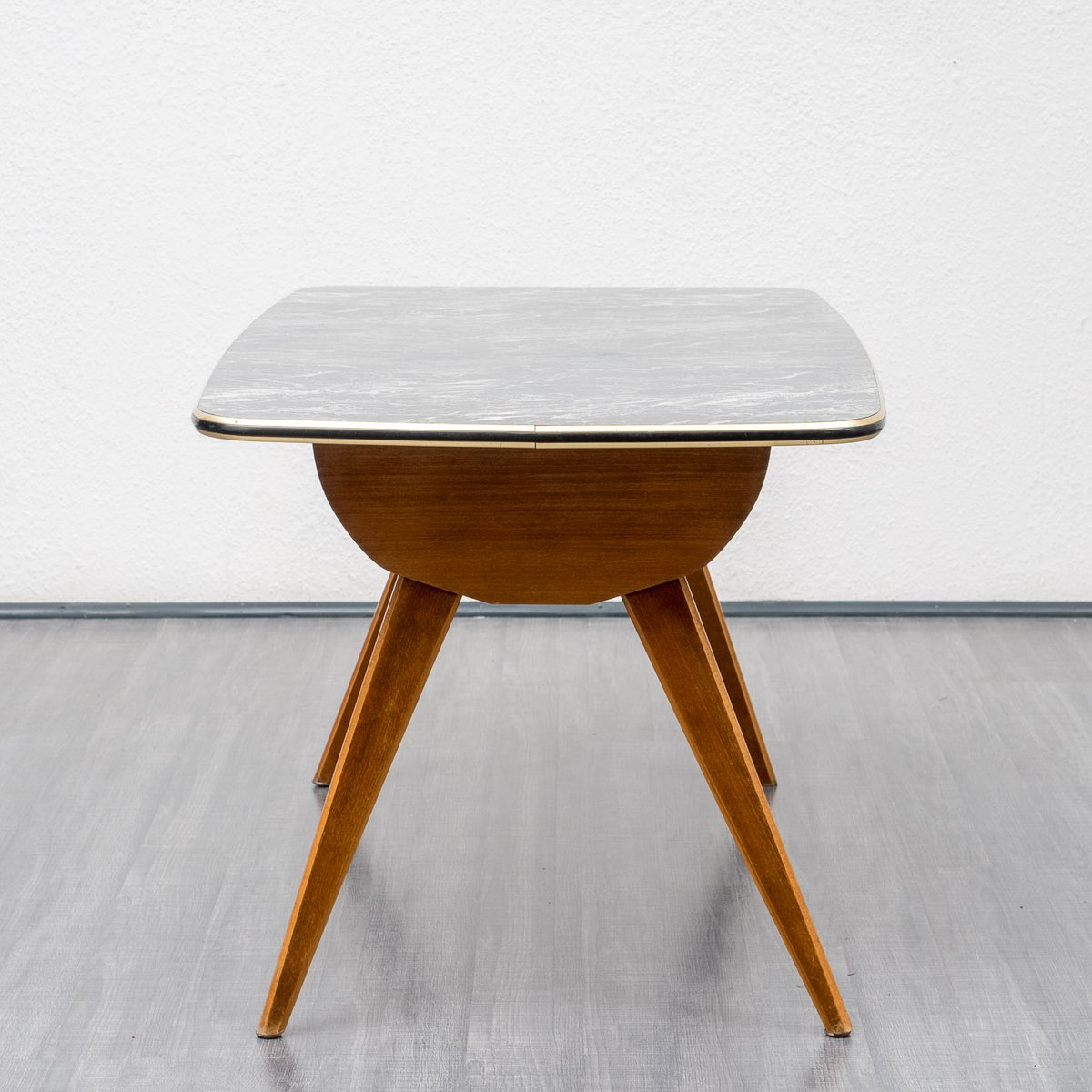 Coffee Table Legs Australia: Vintage Coffee Table With Scissor Legs, 1950s For Sale At