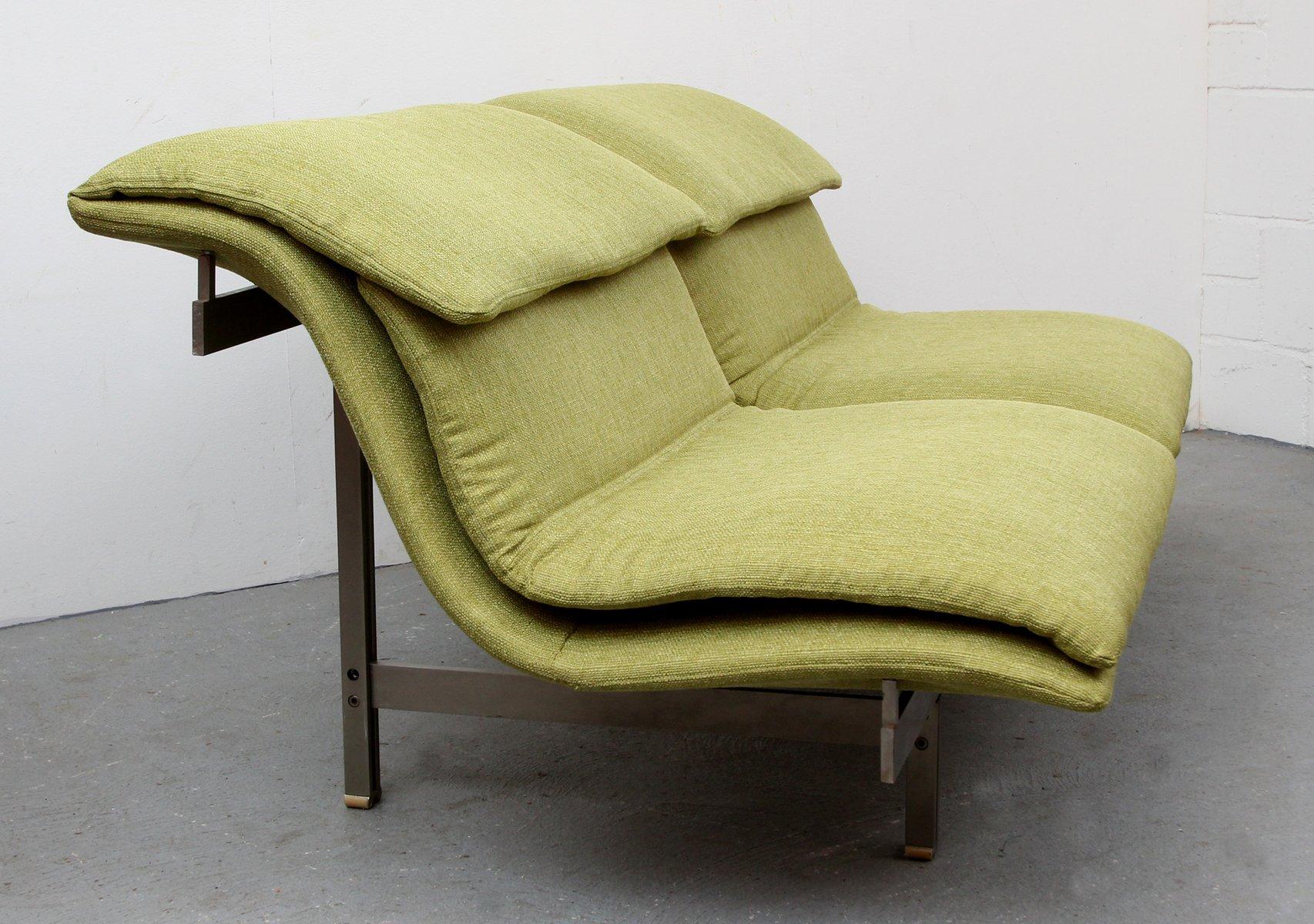 wave sofa von giovanni offredi f r saporiti 1970er bei pamono kaufen. Black Bedroom Furniture Sets. Home Design Ideas