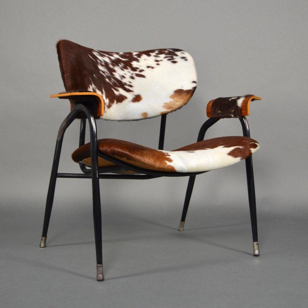 Italienischer Sessel von Gastone Rinaldi für Rima, 1950er