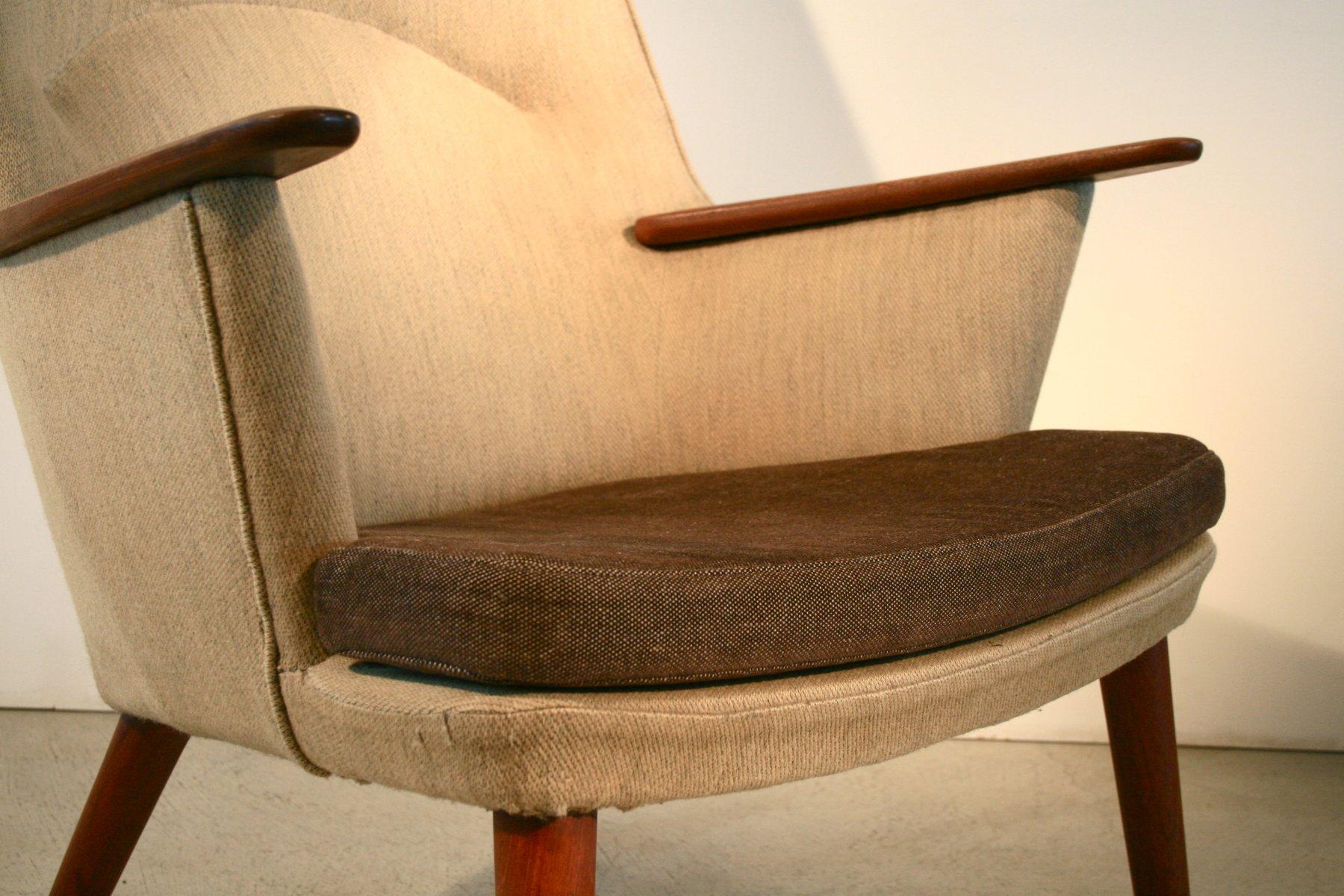 Price per piece & Mid-Century Danish Mama Bear Armchair by Hans Wegner for Johannes ...