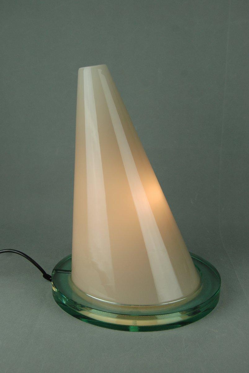 Moderne Italienische Glas Oz Tischlampe von Daniela Puppa & Franco Rag...