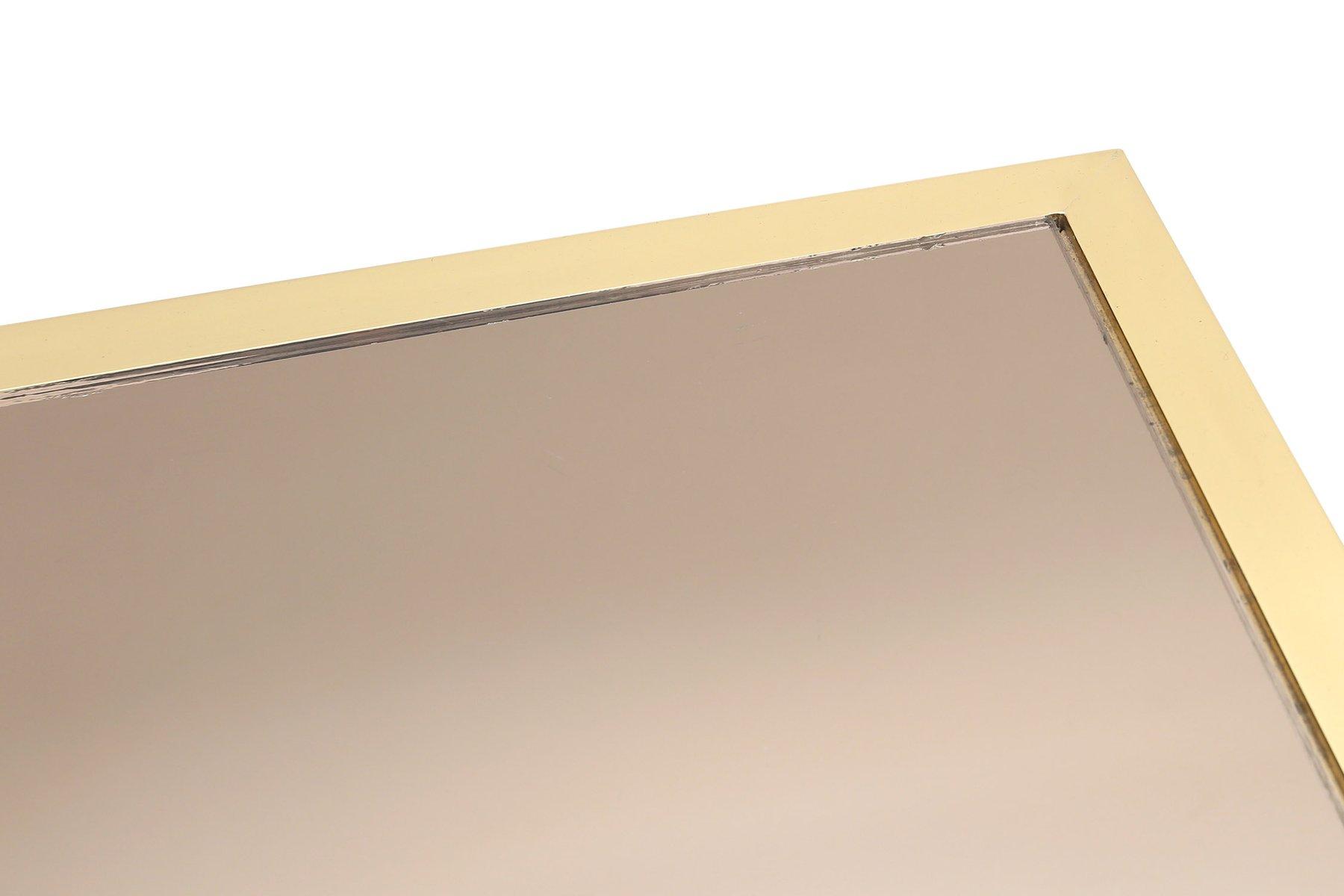 console en laiton et en chrome en vente sur pamono. Black Bedroom Furniture Sets. Home Design Ideas