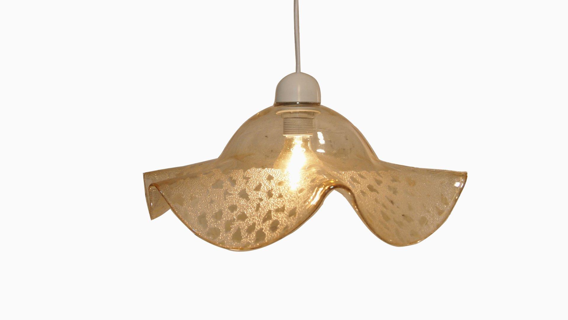 Mid century smoked murano glass pendant hanging light from venini mid century smoked murano glass pendant hanging light from venini 1960s aloadofball Image collections