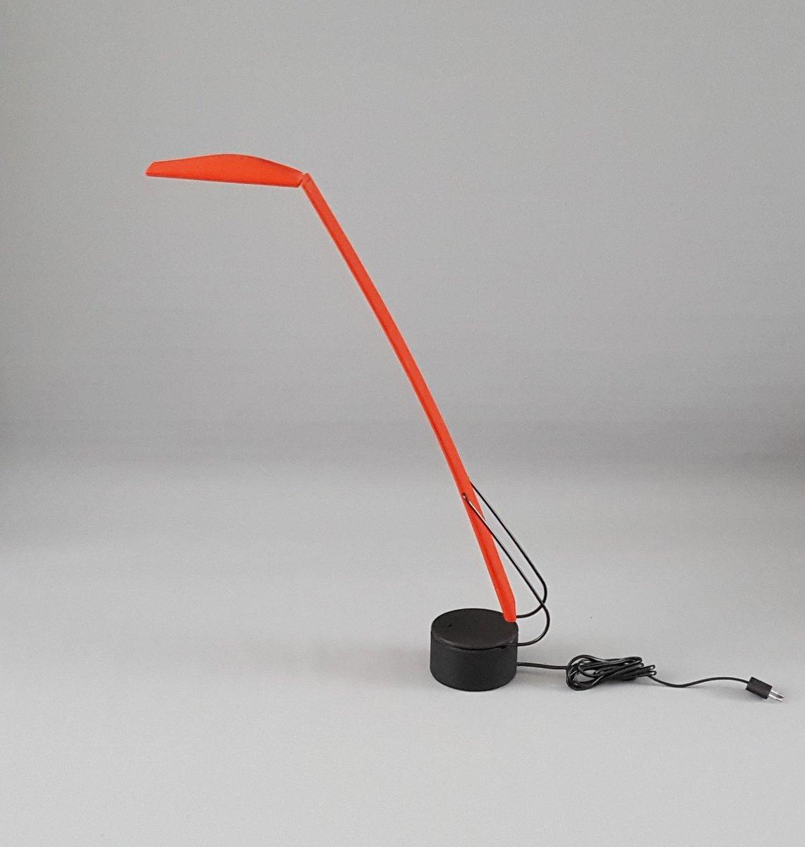 Moderne Italienische Rote Red Dove Lampe von Marco Barbaglia & Marco C...