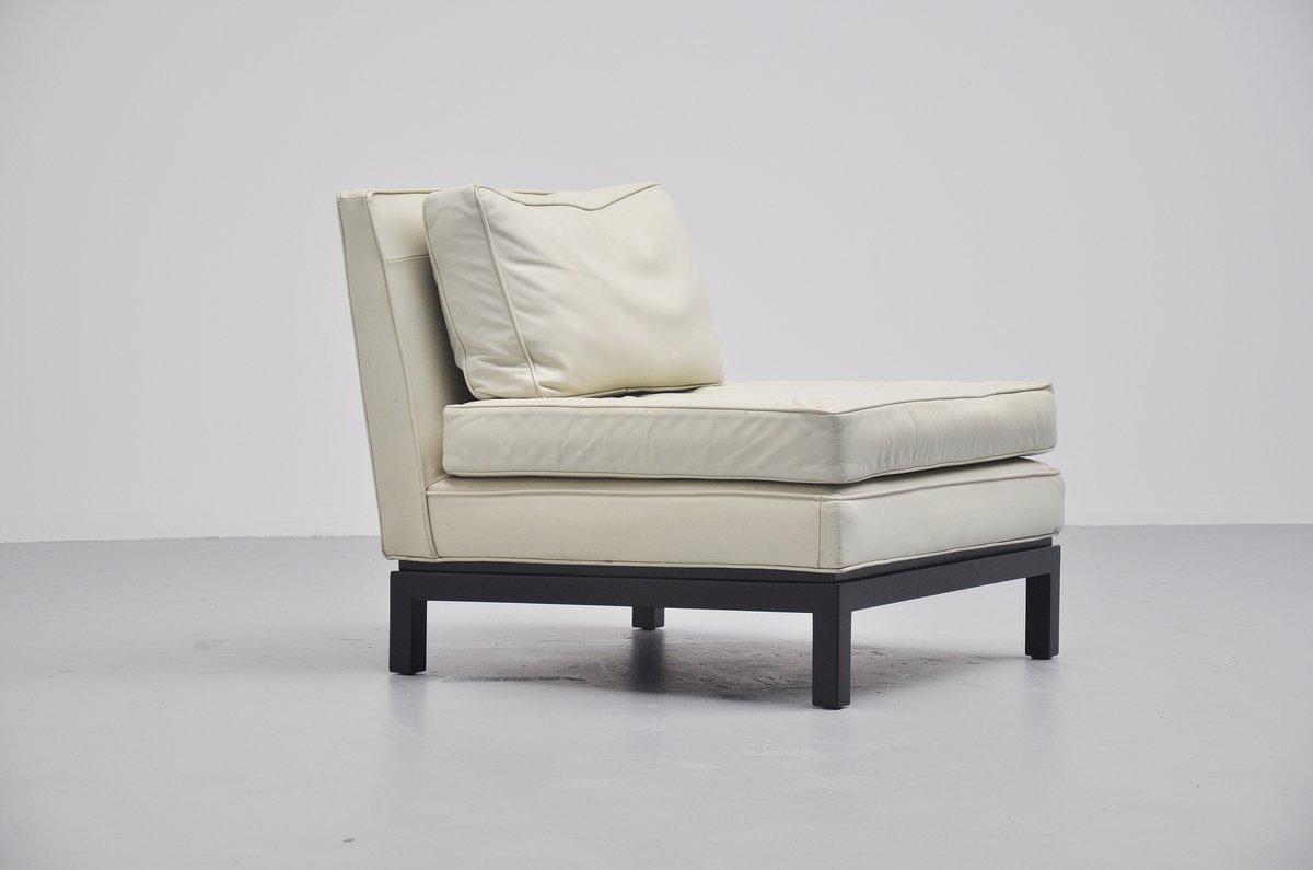 Vintage Sessel von Edward J. Wormley für Dunbar
